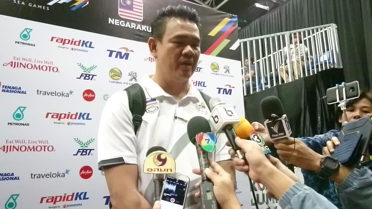 สัมภาษณ์ โค้ชด่วน หลังเกมสาวไทยตบชนะฟิลิปปินส์