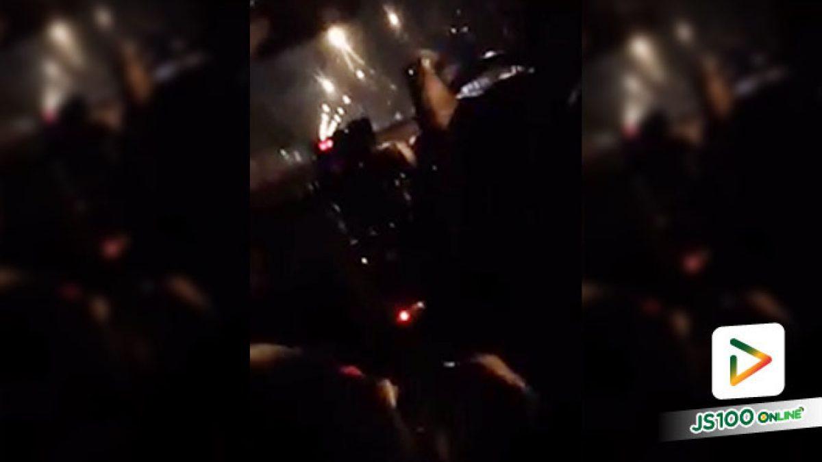อุกอาจ! สาวโดยสารแท็กซี่ เจอชายคล้ายคนเมาวิ่งขึ้นรถใช้มีดขู่คนขับ ก่อนคนร้ายปล่อยลงข้างทาง (12/08/2020)