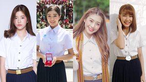 4 สาว BNK48 เรียนที่จุฬาฯ