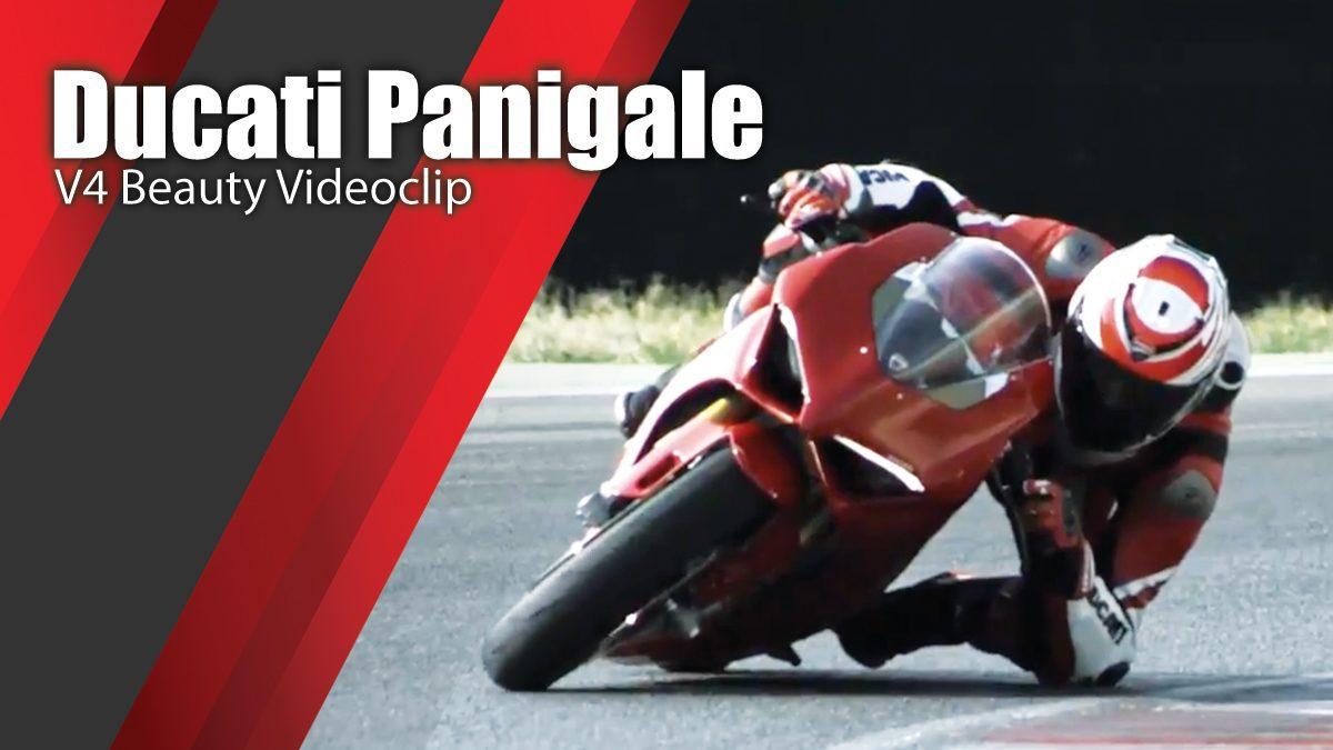 Ducati Panigale V4 Beauty Videoclip