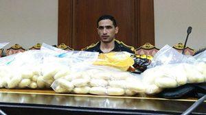 รวบชายอียิปต์ คาสนามบิน หลังลอบนำเข้าโคเคนมูลค่า 15 ล้าน
