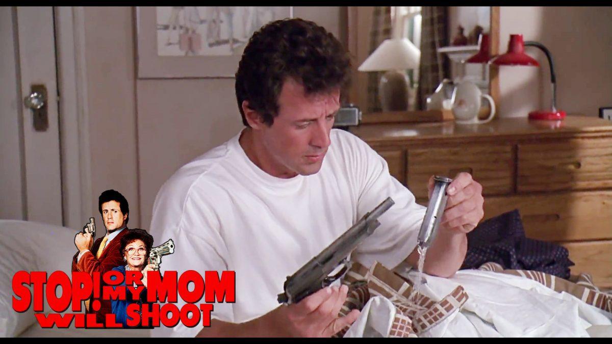 แม่!! ปืนเขาไม่ได้ล้างกันแบบนี้