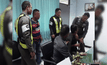 ตำรวจบุรีรัมย์จับทหารปลอมรีดไถเงิน