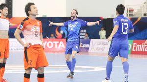 บลูเวฟ ชลบุรี กำชัยเหนือ ไชร์เกอร์ โอซาก้า 4-2 ลิ่วรอบรองสโมสรเอเชีย (คลิป)