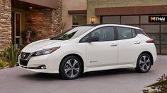 2019 Nissan Leaf E-Plus กำลังไฟฟ้ามากขึ้น ทำระยะทางได้มากขึ้น