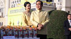 บิ๊กตู่ โพสต์ภาพทำบุญปีใหม่ ขอคนไทยมีสุขภาพแข็งแรง -ประสบแต่โชคดี