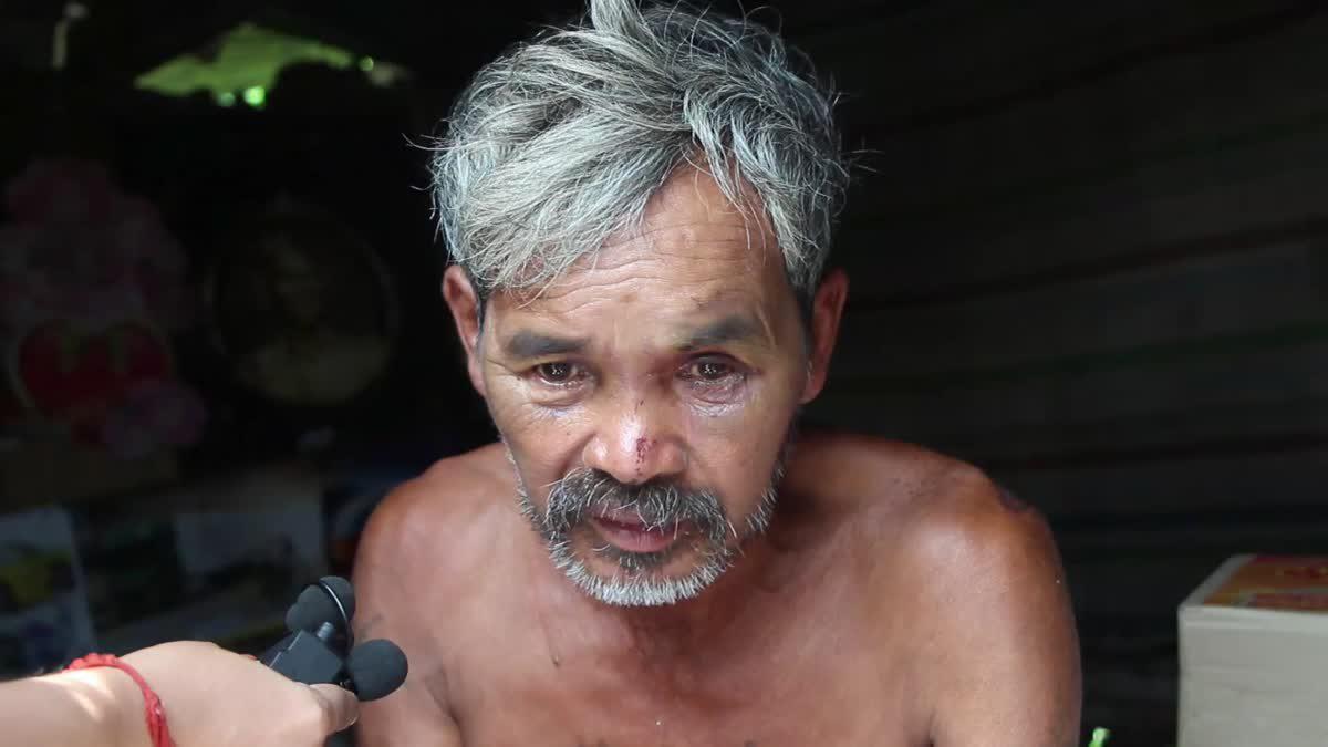 วอนช่วย! นักมวยเงินแสนเวทีราชดำเนิน 'วิหคน้อย ส.ธนิกุล' ตกอับอาศัยเพิงสังกะสี