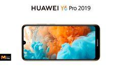 เปิดตัว Huawei Y6 Pro 2019 มากับจอใหญ่ 6.1 นิ้ว และทำงานด้วย Android 9 Pie
