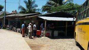ภารโรงร.ร. ใน อ.สะบ้าย้อย ถูกยิงเสียชีวิตคาร้านน้ำชา