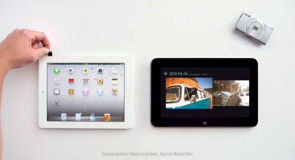 Dell XPS 10 Tablet VS iPad