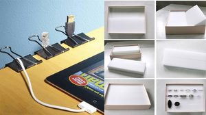 20 วิธีเก็บของจุกจิก ในบ้านให้อยู่เป็นที่หยิบง่ายเก็บง่ายใช้สะดวก