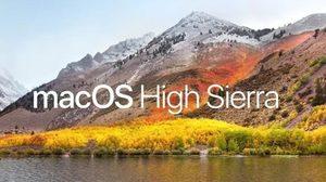 Apple ปล่อย High Sierra เวอร์ชั่นทดลองใช้ในอุปกรณ์ Mac แล้ว