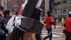 Marathon Cosplay In Tokyo
