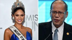 ลือหนาหู 'Miss Universe' เป็นกิ๊กกับ 'ประธานาธิบดีฟิลิปปินส์'