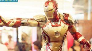 ใครก็เป็น Iron man ได้ที่ งาน Become Iron man สยามพารากอน