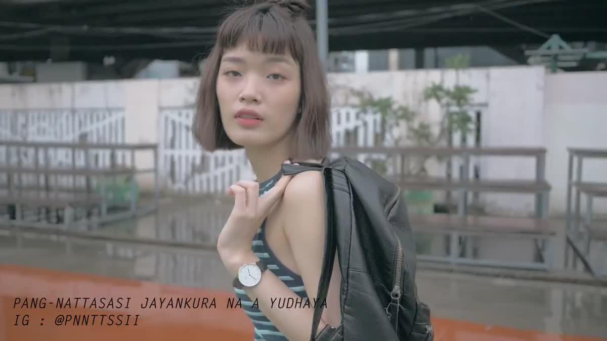 Looker 077 cool girl interview - Pang