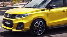 จับ Suzuki Vitara Sport มาเรนเดอร์ ยืมหน้า Swift Sport ใส่มาเต็มๆ