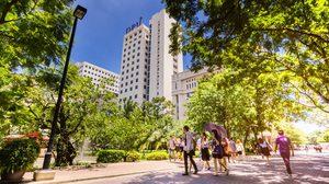 รัฐยก DPU เป็นต้นแบบนำร่อง Smart Campus 5Gพร้อมโชว์ศักยภาพฯ