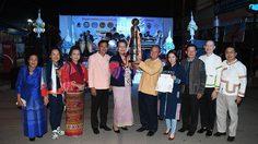 แชมป์ลีกสูงสุดเมืองไทย เอาถ้วยแชมป์ไปอยู่เหนือสุดแดนสยาม