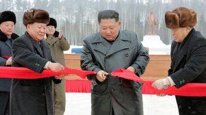 เกาหลีเหนือฉลองเปิดตัวเมืองใหม่
