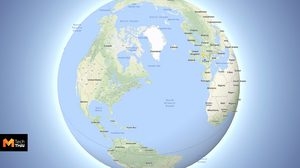 Google Maps อัพเดตโหมดใหม่ 3D Globe Mode แสดงแผนที่แบบใหม่