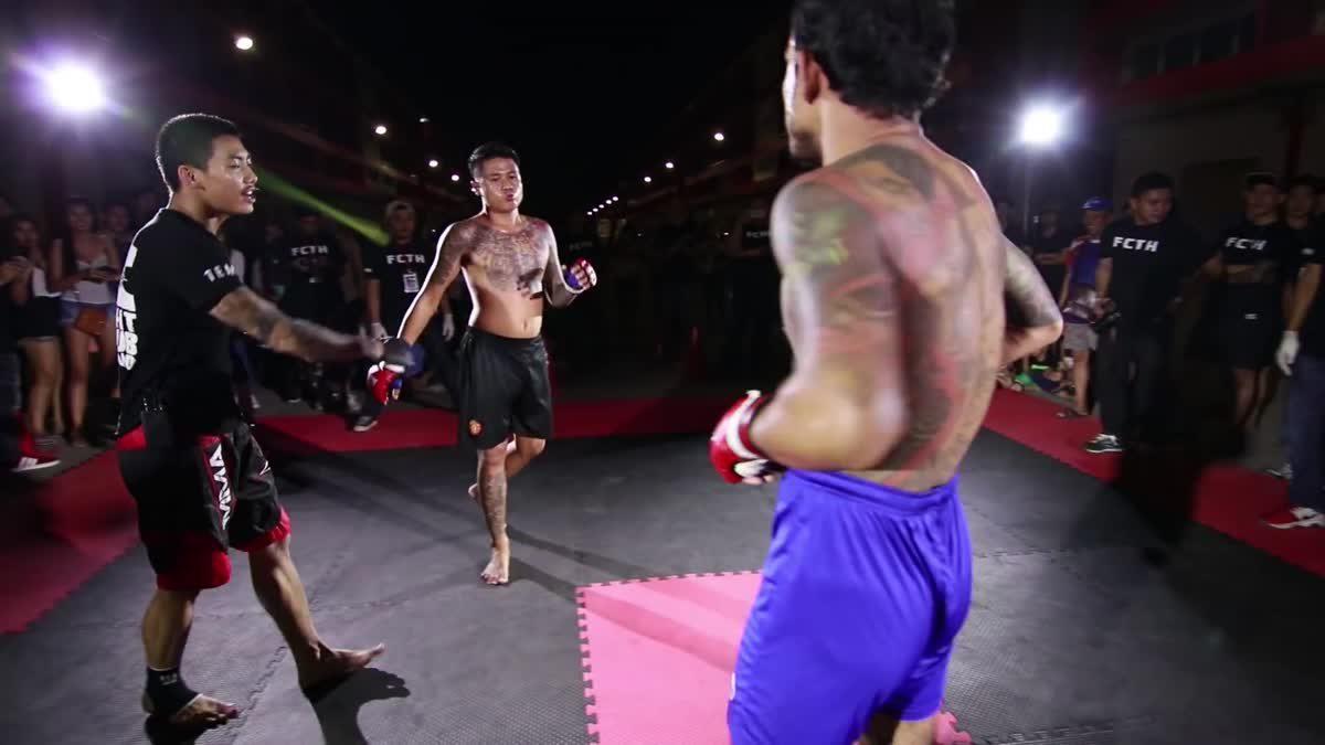 Fight Club Thailand วันสำคัญ เสือดุสิต x ตะวัน คู่ที่ 150