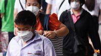คาดบ่ายนี้ ฝุ่นละออง PM 2.5 มีโอกาสเพิ่มสูงขึ้นเล็กน้อย