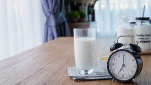 วิธีดื่มนมให้ถูกต้องตามเวลา ช่วยให้สุขภาพดี ร่างกายสมดุล