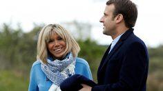 บริจิตต์ โทรนเญอซ์ สตรีหมายเลข 1 จาก อดีตครู สู่ผู้กุมหัวใจประธานาธิบดีฝรั่งเศส