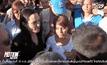 โจลีเยือนค่ายผู้ลี้ภัยในตุรกี
