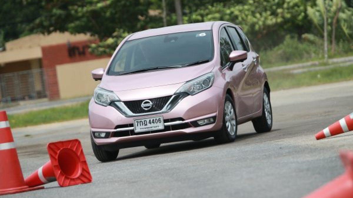 ทดสอบสมรรถนะ Nissan Note รถเล็กที่ความสามารถไม่ธรรมดา