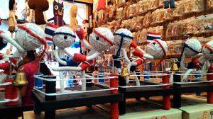 เที่ยววันหยุดสุดชิลล์ ที่ ตลาดนัดสวนจตุจักร กรุงเทพฯ