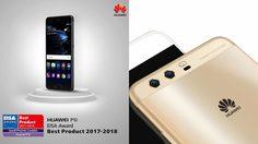 Huawei P10 คว้าอีกหนึ่งรางวัลสมาร์ทโฟนกล้องถ่ายภาพยอดเยี่ยม จากเวที EISA Awards 2017-2018