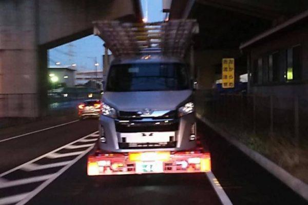 Toyota Hiace/Commuter 2020