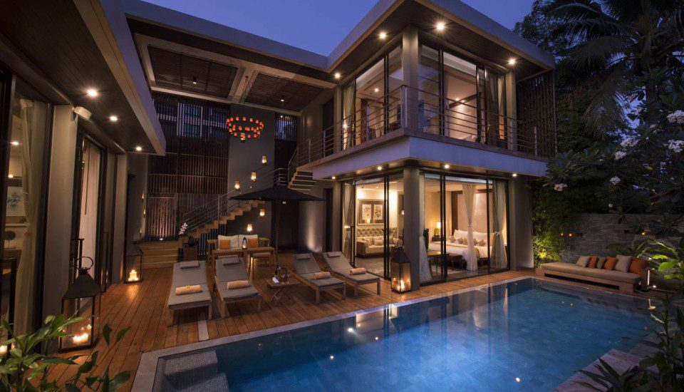 10 บ้านพักพูลวิลล่าที่หัวหิน V Villas Hua Hin Resort