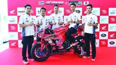 """""""A.P. Honda"""" สานต่อภารกิจประวัติศาสตร์เปิดเกมส์ส่งทีมไทย100% ลุยศึกเอ็นดูรานซ์สุดทรหด """"ซูซูกะ 4 ชั่วโมง"""" ปี2"""