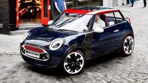 ยืนยันแล้ว All-Electric MINI จะเปิดตัวที่งาน Frankfurt Motor Show