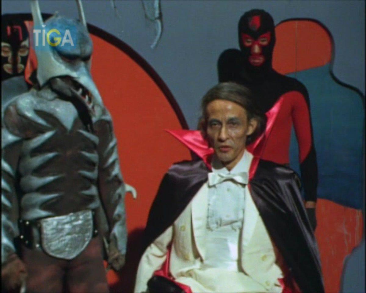 Masked Rider ตอนที่ 43-1