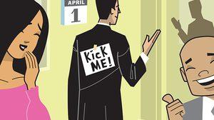 1 เมษา April Fool's Day วันโกหกของแต่ละประเทศ