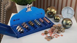 ธนาคารยูโอบี เชิญชวนน้องๆ ออมเงินในวันเด็ก และแจกฟรี!! กล่องแยกเหรียญสุดพิเศษ