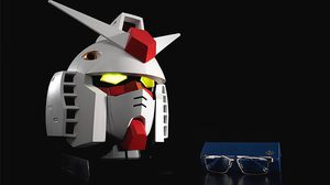 Owndays ออกคอลเลคชั่นเเว่นตา Mobile Suit Gundam 4แบบฉลองวาระครบรอบ 40ปี