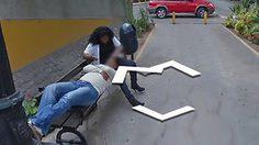 งานงอก!! สามีกำลังส่องดู Google Maps อยู่ดีๆ แต่ดันเจอภรรยาแอบสวีทกับชู้