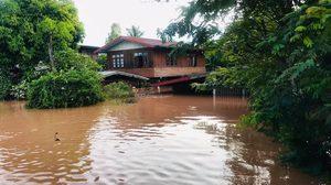 ปภ. เตือน 9 จว. อีสาน รับมือฝนตกหนัก-น้ำป่าไหลหลาก 13-15 ก.ย.นี้