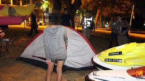 หนุ่มหื่นลวงเด็ก 14 ลากไปข่มขืนในเต็นท์ริมหาดพัทยา ทิ้งเงินให้ 40 บาท