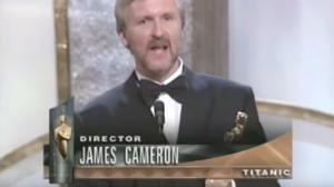 เจมส์ คาเมรอน สารภาพเกือบหวดหน้า ฮาร์วีย์ ไวน์สตีน ด้วยตุ๊กตาทอง