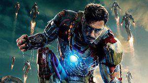 โรเบิร์ต ดาวนีย์ จูเนียร์ สุขสันต์วันปีใหม่ไปพร้อมกับ โทนี สตาร์ก ในหนัง Iron Man 3
