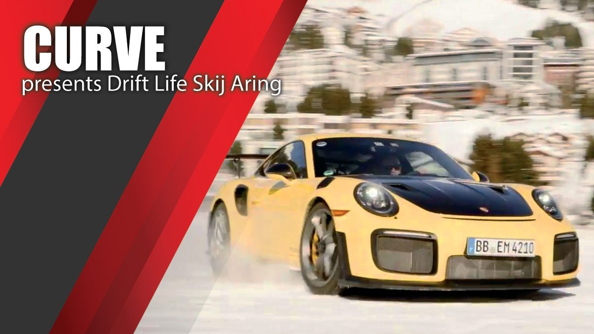 CURVE presents Drift Life Skij Aring