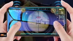 eTrigger ฟิล์มติดมือถือ อุปกรณ์เสริมบนมือถือสำหรับคอเกม