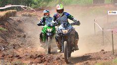 มันส์จนฝุ่นตลบ กลบไปทั่วเขาใหญ่ Kawasaki จัดกิจกรรม Kawasaki Enduro 3 ชม.