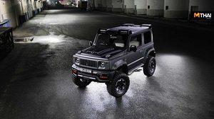 Suzuki Jimmy Black Bison Edition 2019 รุ่นแต่งพิเศษ จากประเทศญี่ปุ่น